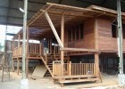 Wooden House 7